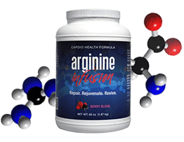 reduce heart disease risk with arginine