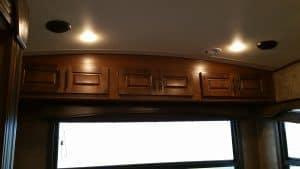 Glacier Peak F30RDS Rear Dining Storage Cabinets