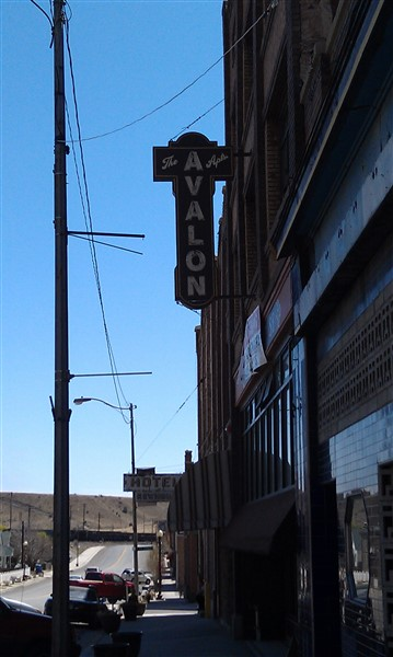 The Avalon in 2012