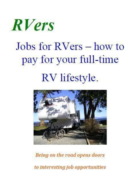 jobs for rv'ers