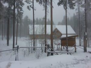 spring snow in casper wyoming