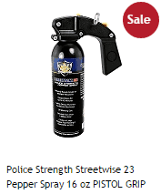pepper-spray