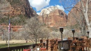 zion national park rv