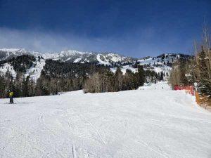 jackson hole mountain resort novice trails