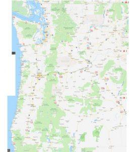 RV Across Washington and Oregon