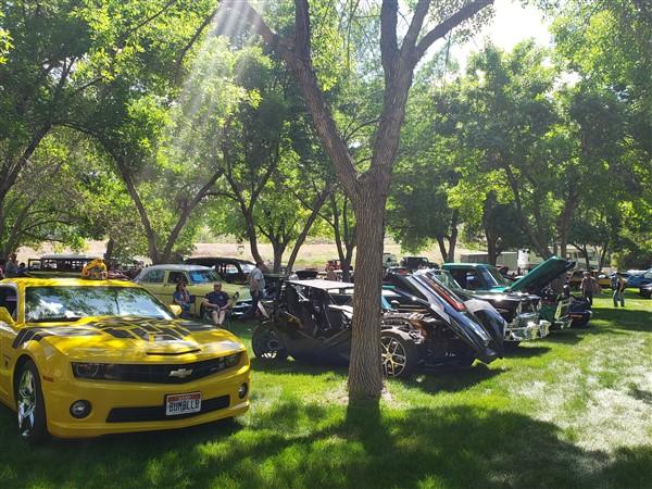 Antique Car Show Helper 2019